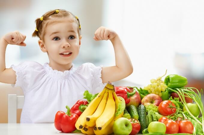 Get Kids Eating Fruits and Vegetables – Guaranteed