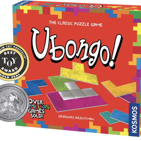 Photo of Ubongo! Game Box